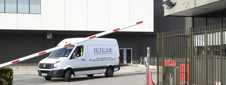 Jetcar transport